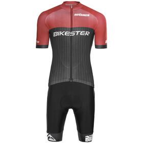 Bikester Pro Race Klessett Herre rød/Svart